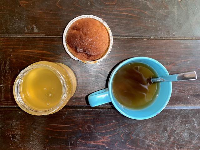 mangiare miele in estate