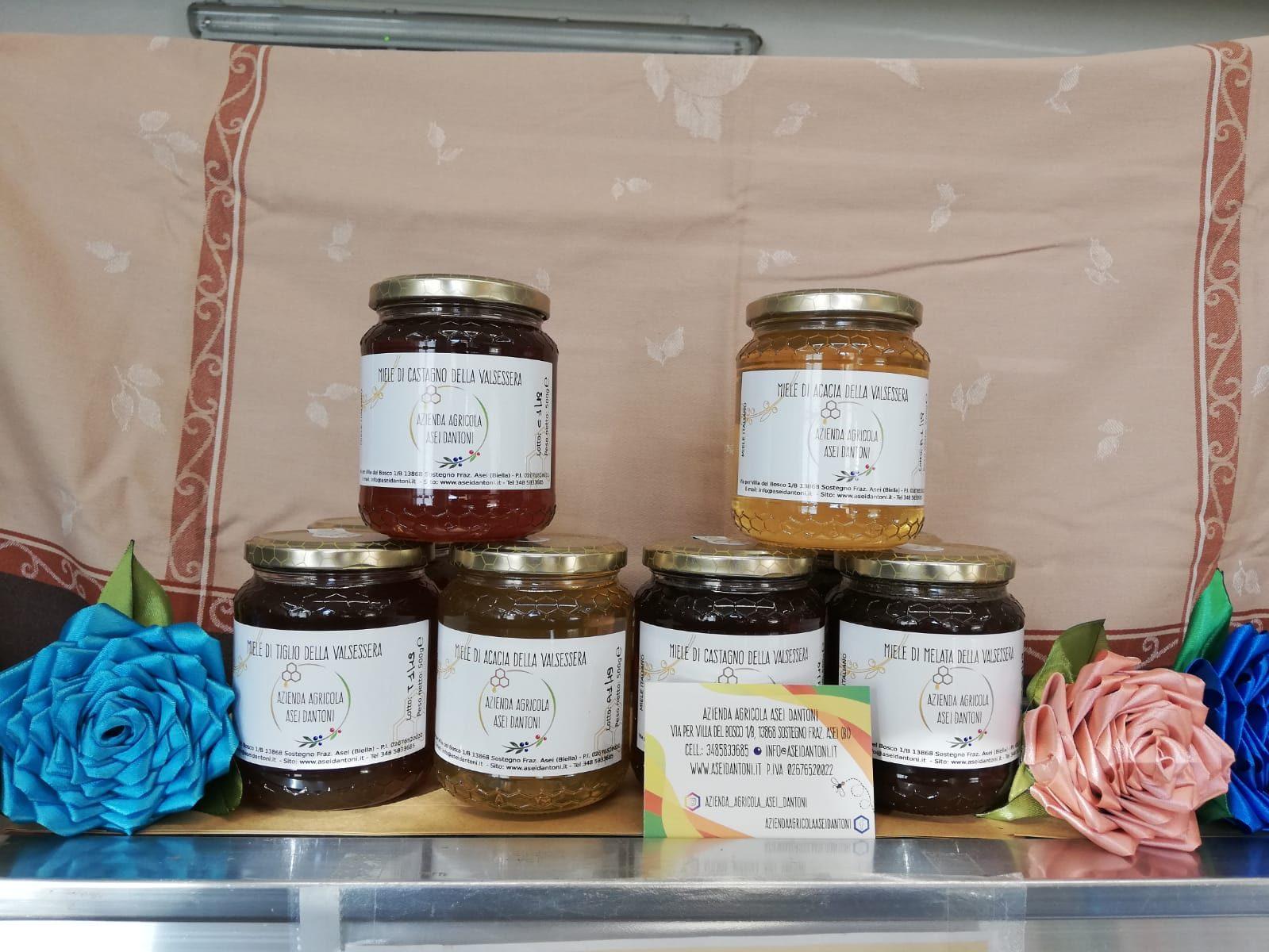 Fare rete sul territorio rivenditori miele della valsessera