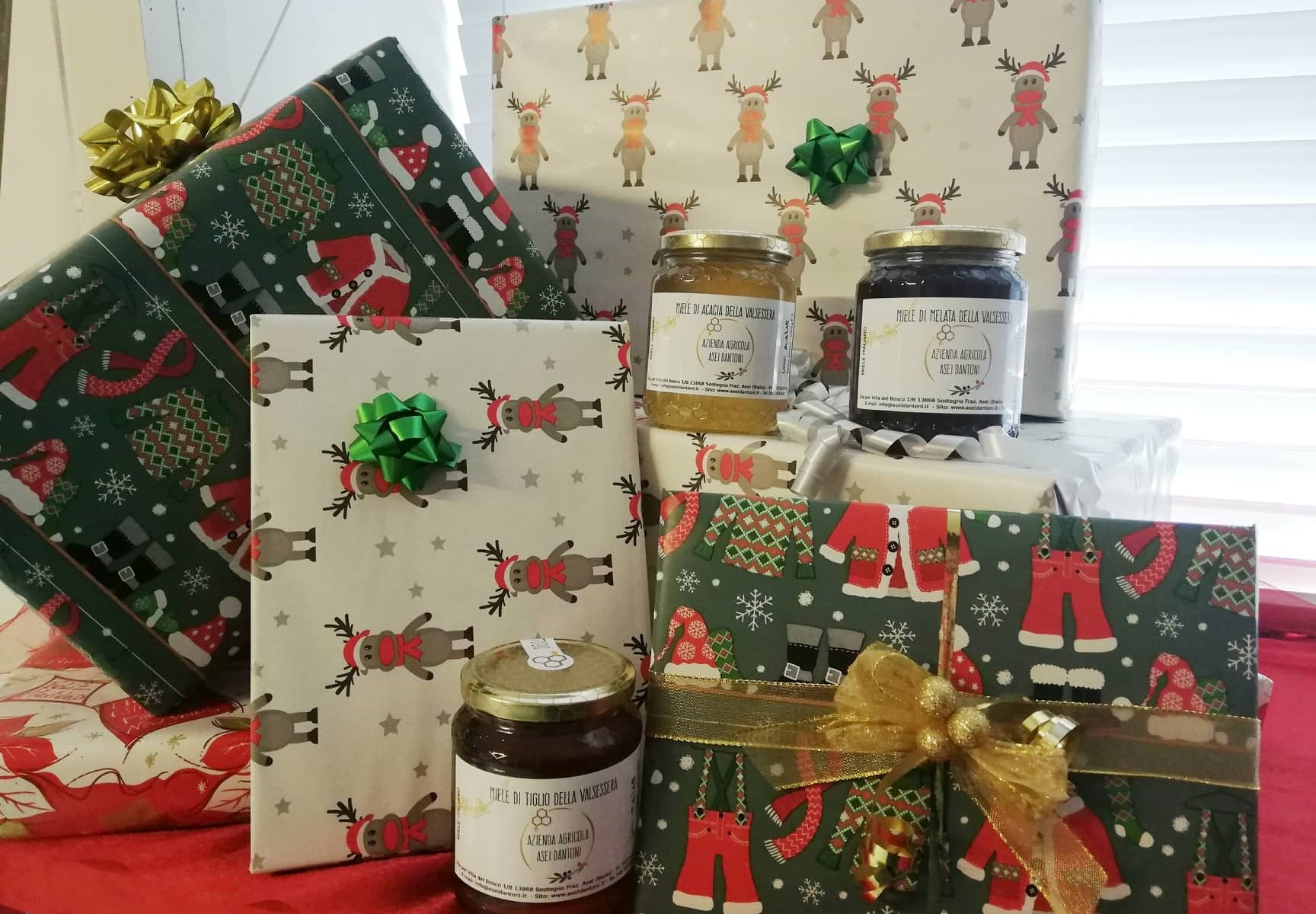 idea regalo miele